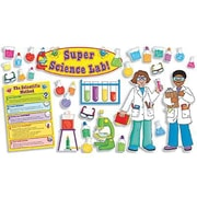 Teacher's Friend® Bulletin Board Set, Super Science Lab