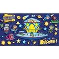Teacher's Friend® Bulletin Board Set, Space School Welcome