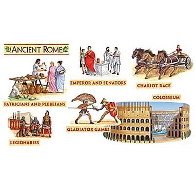 Teacher's Friend® Bulletin Board Set, Ancient Rome