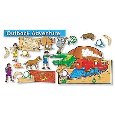 Teacher's Friend® Bulletin Board Set, Outback Adventure