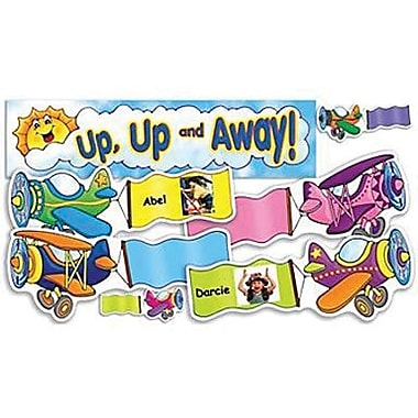 Teacher's Friend® Mini Bulletin Board Set, Up, Up and Away
