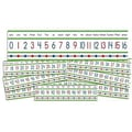 Teacher's Friend® Mini Bulletin Board Set, Numbers 0-100!