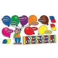 Teacher's Friend® Bulletin Board Set, We Know Our Colors