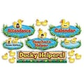 Teacher's Friend® Mini Bulletin Board Set, Ducky Helpers