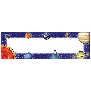 Teacher's Friend® Kindergarten - 6th Grades Multipurpose Card, Our Solar System