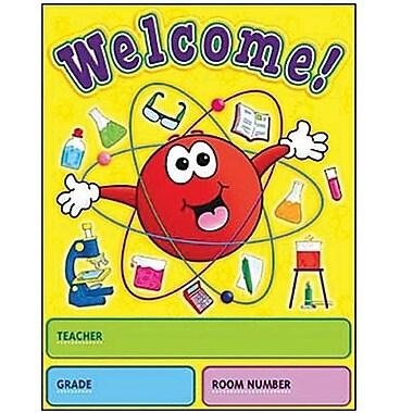 Teacher's Friend® Welcome Super Science Lab Chart