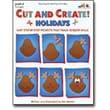 Milliken & Lorenz Educational Press Cut and Create! Holidays
