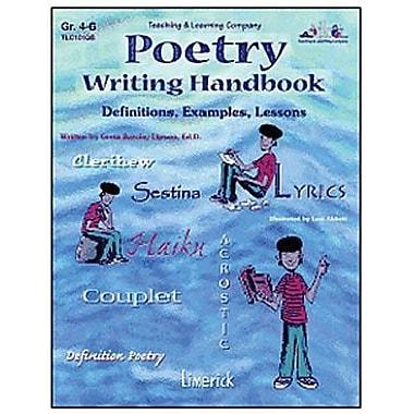 Milliken & Lorenz Educational Press® Poetry Writing Handbook, Grades 4th -6th