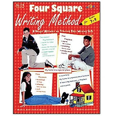 Milliken & Lorenz Educational Press Four Square Writing Method eBook, Grades 7th - 9th