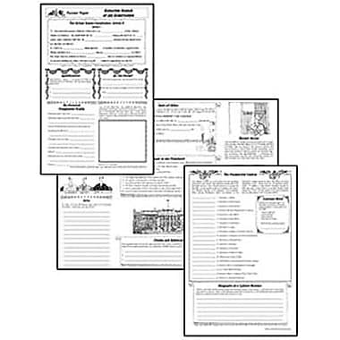 Milliken & Lorenz Educational Press® Poster Paper, Executive Branch