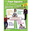 Milliken & Lorenz Educational Press® Four Square - The Personal Writing Coach Book, Grades 4th - 6th