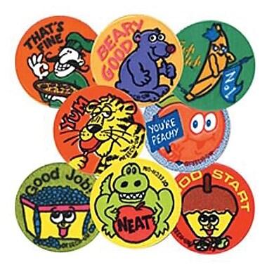 Teech-Um® Sticky Sniffers Stickers, 36 Designs