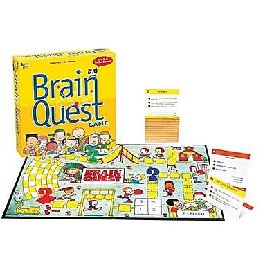 University Games Logic Game, Brain Quest