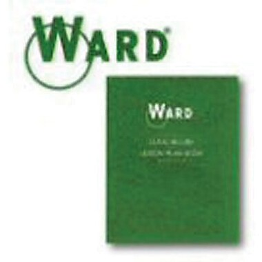 Ward® Lesson Plan Book (8 period Regular)