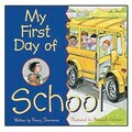 Ideals Publications My First Day of School Book By P.K. Hallinan, Grades Kindergarten - 3rd