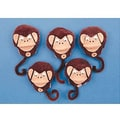 Melody House® 5-Character Little Monkeys Mitt Set
