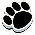 Ashley® Magnetic Whiteboard Eraser, Black Paw