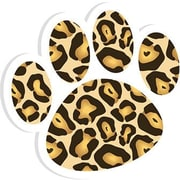 Ashley® Magnetic Whiteboard Eraser, Leopard Paw