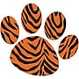 Ashley® Magnet Clip, Tiger Paw