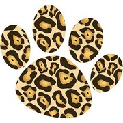 Ashley® Magnet Clip, Cheetah Paw