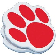 Ashley® Magnet Clip, Red Paw