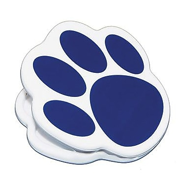 Ashley® Magnet Clip, Blue Paw