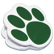 Ashley® Magnet Clip, Green Paw