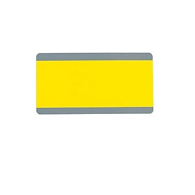 Ashley® Yellow Reading Guide Strip, 7in.(L) x 3 3/4in.(W)