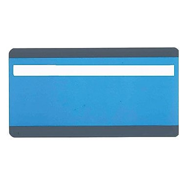 Ashley® Blue Cut-Out Window Reading Guide Strip, 7in.(L) x 3 3/4in.(W)