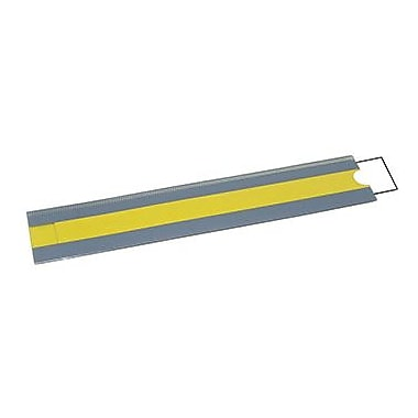 Ashley® Yellow Slide Reading Guide Strip, 7 1/4in.(L) x 1 1/4in.(W)