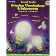 ECS Learning Systems Drawing Conclusions & Inferences Spanish Book, Grades 4th - 5th