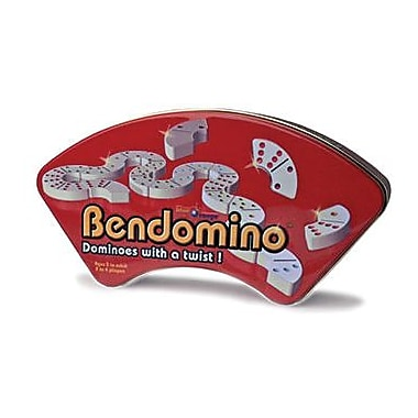 Blue Orange USA Bendomino Curved Domino Game