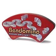 Blue Orange USA Bendomino Curved Domino Game