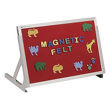 Best-Rite® Magnetic Language Easels Flannel Board, Magnetic Language