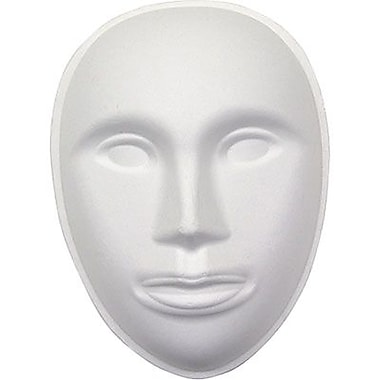 Chenille Craft® Paperboard Mask, 8in.