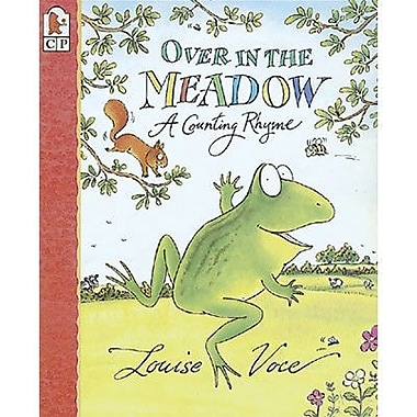 Candlewick Press Over in the Meadow Big (Paperback) Book
