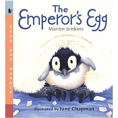 Candlewick Press The Emperor's Egg Big (Paperback) Book