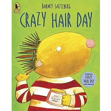 Candlewick Press Crazy Hair Day Big (Paperback) Book