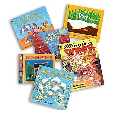 Candlewick Press Math Series Set