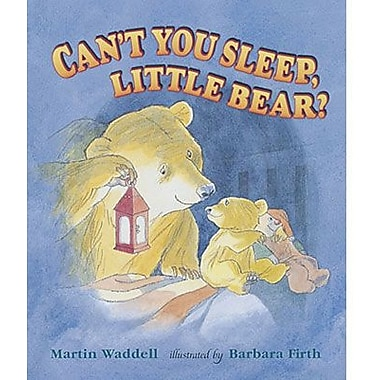 Candlewick Press Can't You Sleep, Little Bear? Big (Paperback) Book