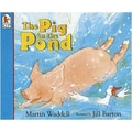 Candlewick Press The Pig in the Pond Big (Paperback) Book