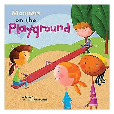 Capstone® Publishing Manners on the Playground Book, Grades Preschool - 2nd