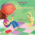 Capstone® Publishing Manners on the Telephone Book, Grades Preschool - 2nd