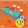 Childs Play® Down By The Station (Paperback) Book With CD