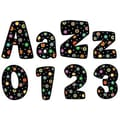 Creative Teaching Press™ Designer Letter, Dots, Black, 4in.