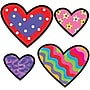 Creative Teaching Press Stickers, Hearts