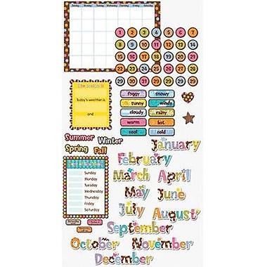 Creative Teaching Press™ Calendar Set, Dots On Chocolate®