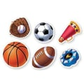 Creative Teaching Press™ 6in. Designer Cut-Outs Variety Pack, Sports