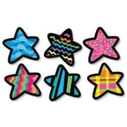 "Creative Teaching Press 6"" Designer Cut-Outs Variety Pack, Stars"
