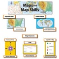 Creative Teaching Press™ Mini Bulletin Board Set, Map and Map Skills